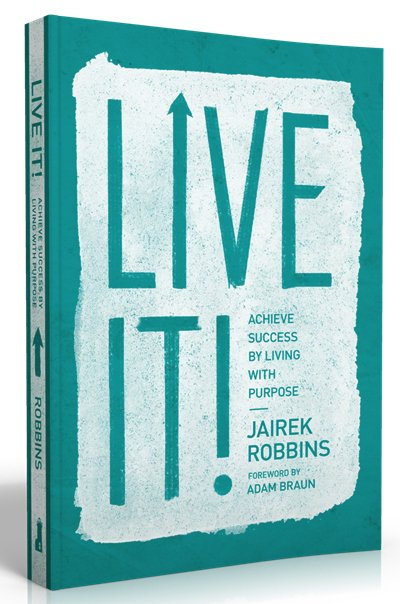 Live It! Cover