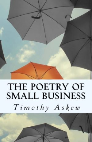 The Poetry of Small Business Cover