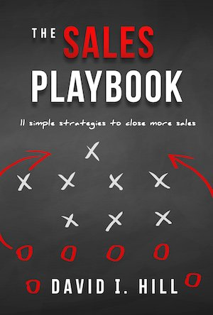 The Sales Playbook Cover