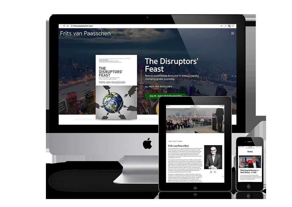 Frits van Paasschen website