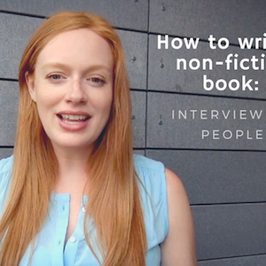 Writing A Non-fiction Book